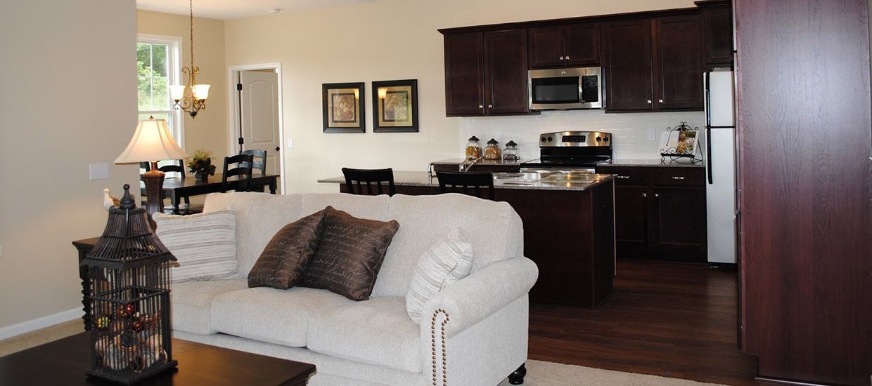 Townhome Interior at StoneBrook Townhomes and Cottages