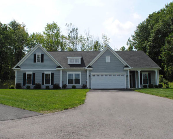 Cottage in Nature Setting at StoneBrook Townhomes and Cottages
