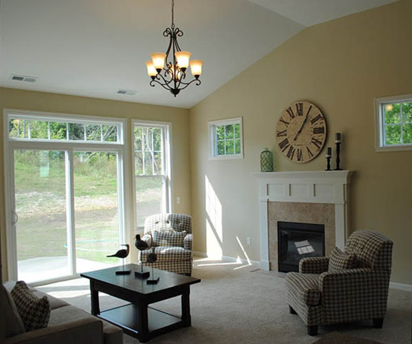 Cottage Interior at StoneBrook Townhomes and Cottages
